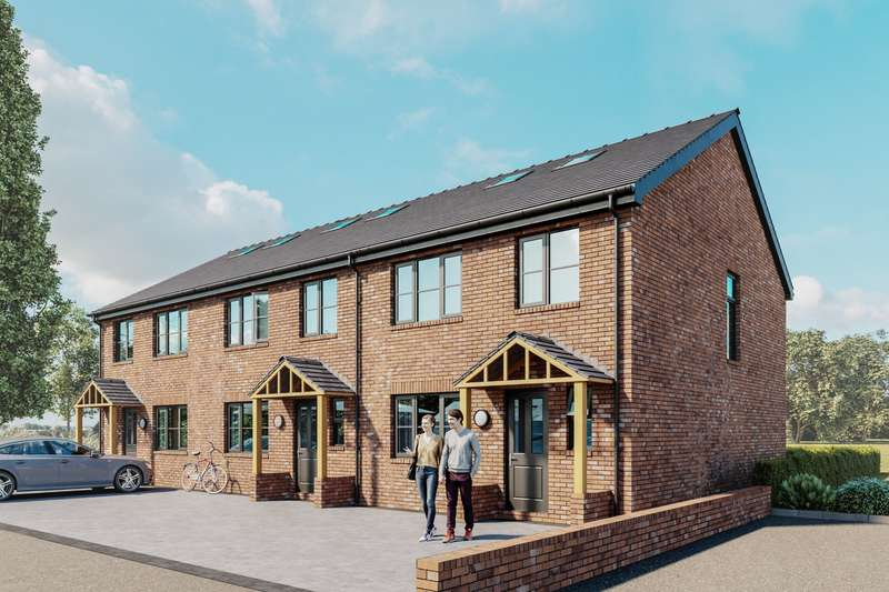 4 Bedrooms Mews House for sale in Plot 1, Norbury Place, Hazel Grove, Stockport,SK7 5EP