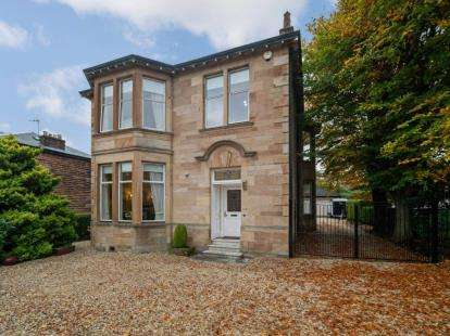 3 Bedrooms Detached House for sale in Brownside Road, Cambuslang