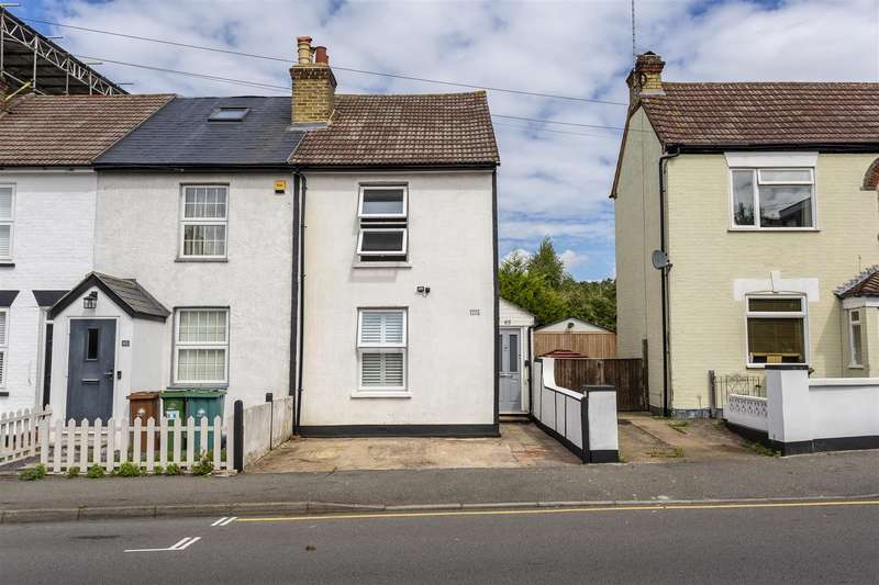 2 Bedrooms House for sale in Oakhill Road, Sutton