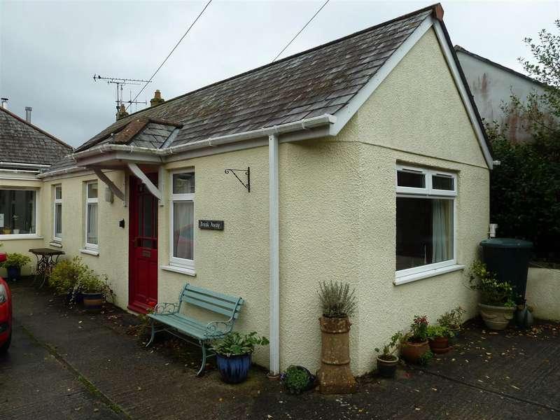 1 Bedroom Semi Detached Bungalow for rent in Vicarage Road, Tywardreath