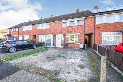 3 Bedrooms Terraced House for sale in Aveley, Thurrock, Essex