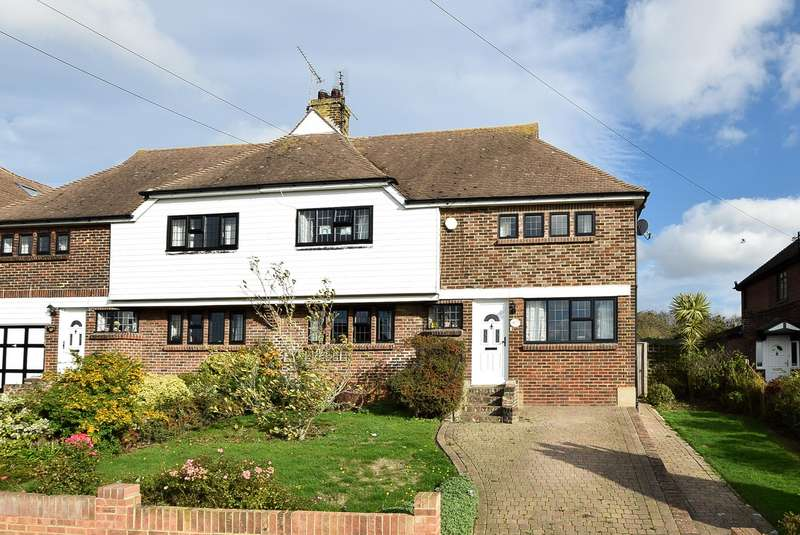 3 Bedrooms Semi Detached House for sale in Mickleburgh Avenue, Herne Bay