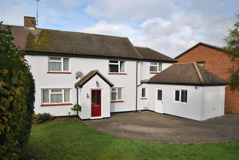 3 Bedrooms Semi Detached House for sale in Green Lane, Braughing, Ware, SG11 2QW