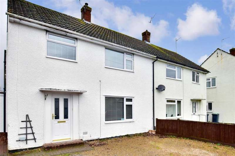 3 Bedrooms Semi Detached House for sale in Greenfrith Drive, , Tonbridge, Kent