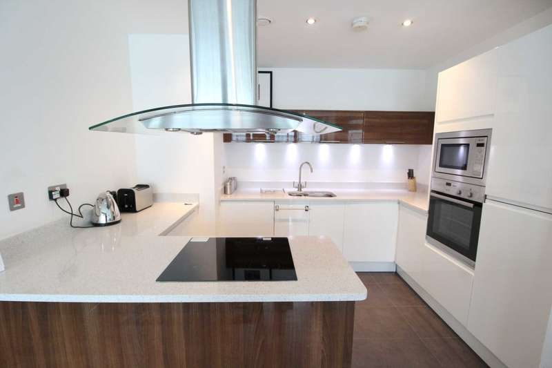 2 Bedrooms Apartment Flat for rent in No1 Deansgate, Manchester