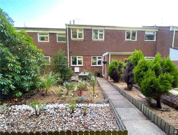 3 Bedrooms Terraced House for sale in Pinewood Park, Farnborough, Hampshire