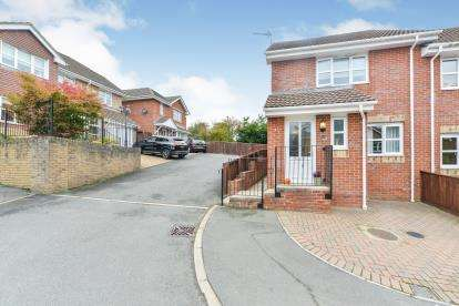 2 Bedrooms End Of Terrace House for sale in Ryde, Isle Of Wight, .