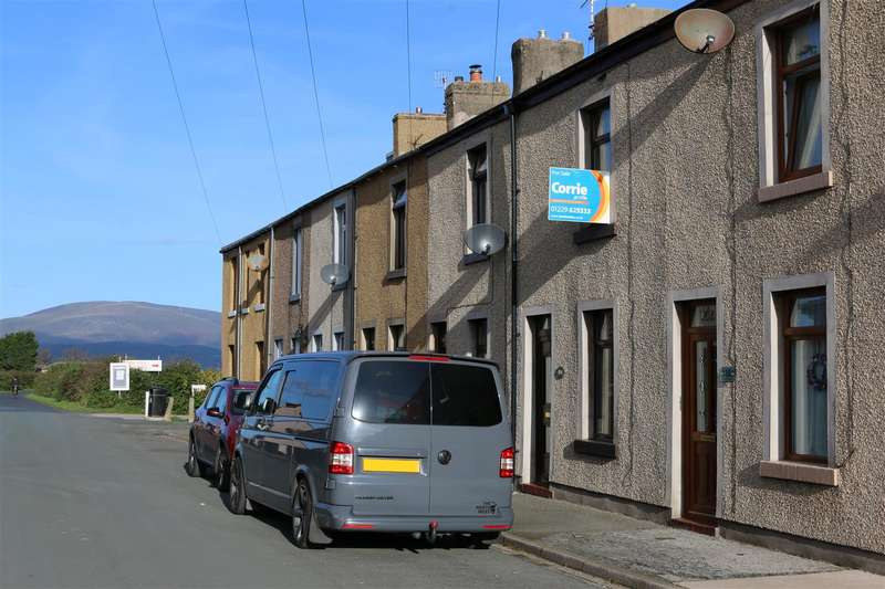 2 Bedrooms Terraced House for sale in Duddon Road, Askam-In-Furness