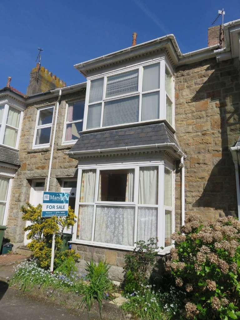 5 Bedrooms Terraced House for sale in Treneere Road, Penzance, Cornwall