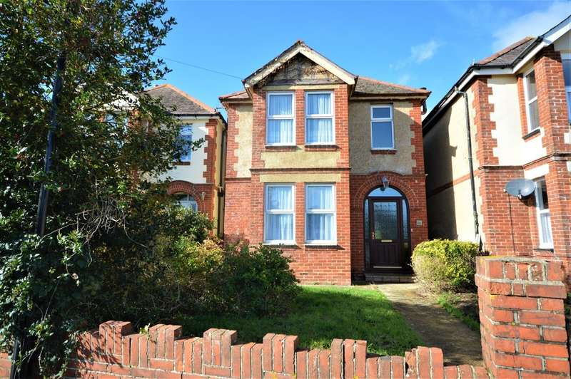 3 Bedrooms Detached House for sale in Green Lane, Shanklin