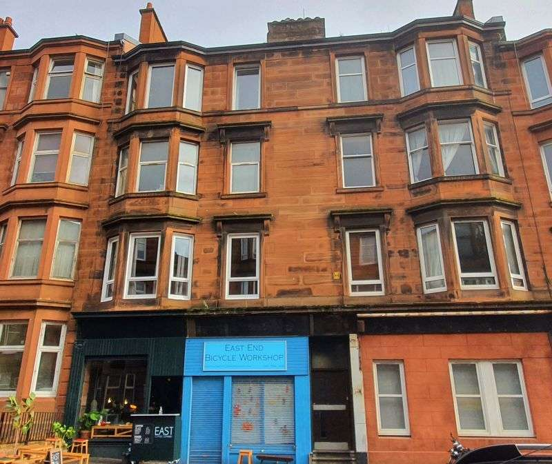 2 Bedrooms Property for sale in Hillfoot Street, Glasgow