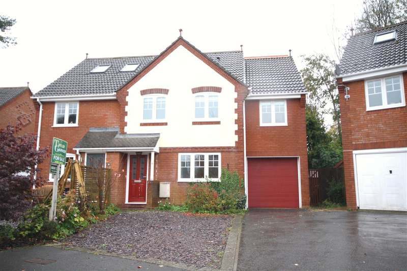 4 Bedrooms Semi Detached House for sale in Bishops Waltham