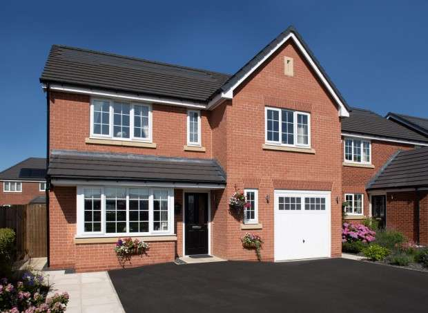 4 Bedrooms Detached House for sale in Plot 152 The Shakespeare Kingsley Manor, Lambs Road, Thornton-Cleveleys, FY5