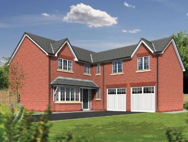 5 Bedrooms Detached House for sale in Plot 151 - The Montgomery Kingsley Manor, Lambs Road, Thornton-Cleveleys, FY5