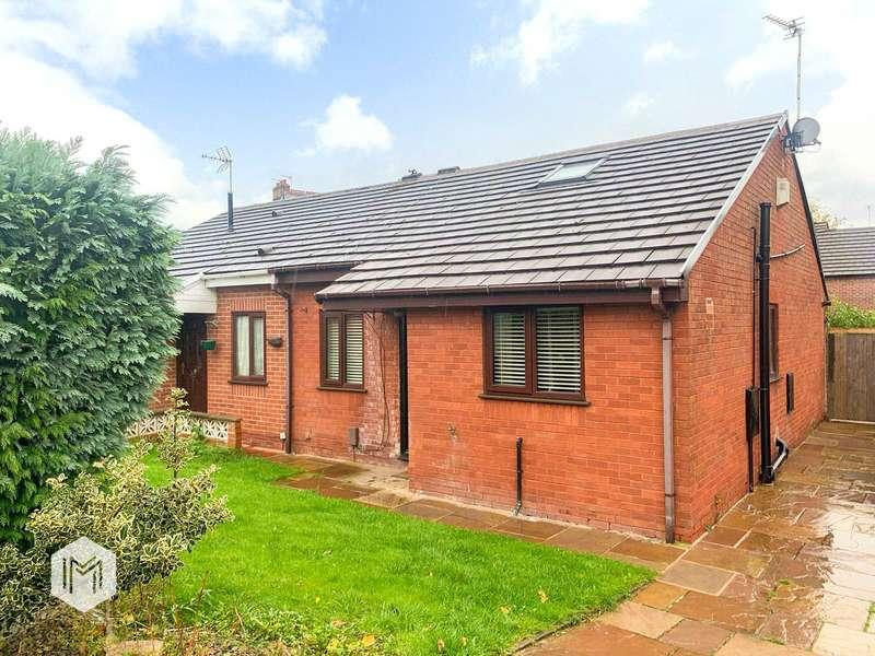 2 Bedrooms Semi Detached Bungalow for sale in Myrtle Gardens, Bury, BL9