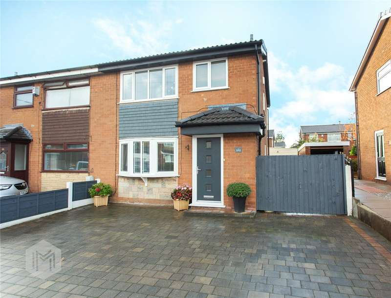 3 Bedrooms Semi Detached House for sale in Somerton Road, Bolton, BL2