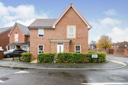 4 Bedrooms Detached House for sale in Lopwell Drive, ., Liverpool, Merseyside, L6