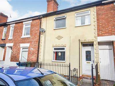 3 Bedrooms House for sale in Victoria Terrace, Stafford