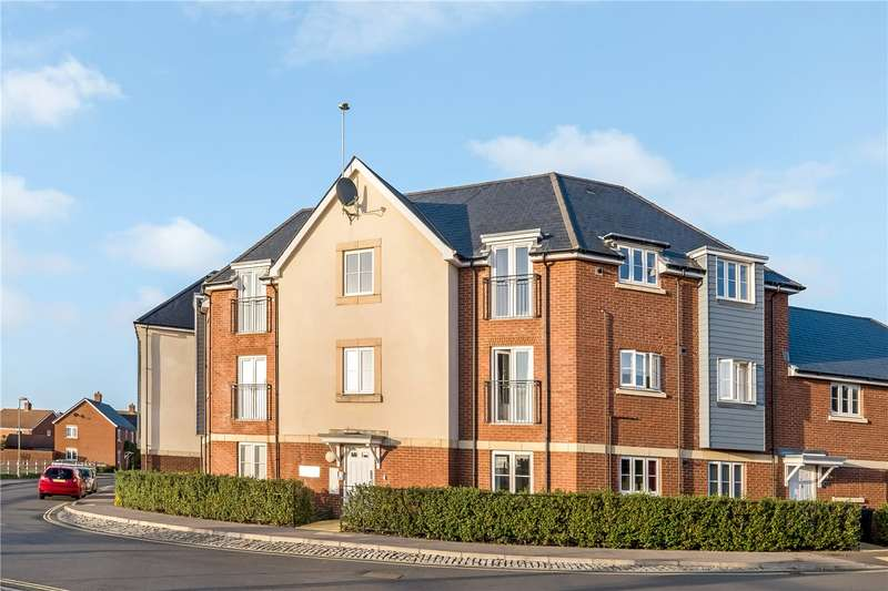 1 Bedroom Flat for sale in Cutforth Way, Romsey, SO51