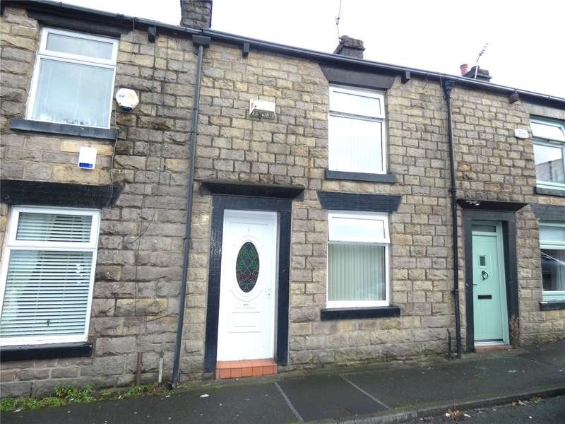 2 Bedrooms Terraced House for sale in Cloister Street, Bolton, BL1