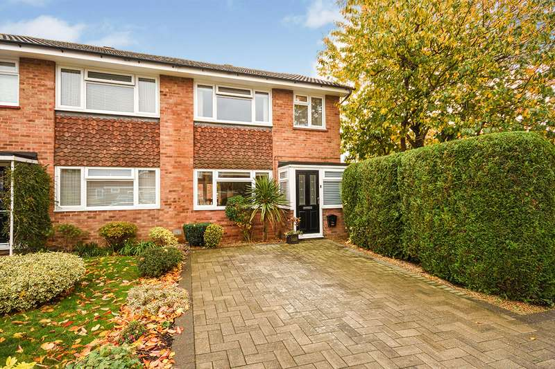 3 Bedrooms End Of Terrace House for sale in Bedgebury Close, Maidstone, Kent, ME14