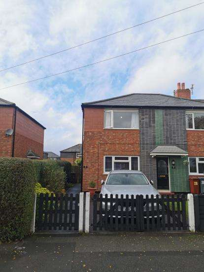 2 Bedrooms Maisonette Flat for sale in Meltham Avenue, Withington, Manchester, Greater Manchester