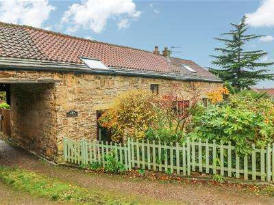 2 Bedrooms Barn Conversion Character Property for sale in The Old Barn, Castle Hill Fold, Hickleton, Doncaster