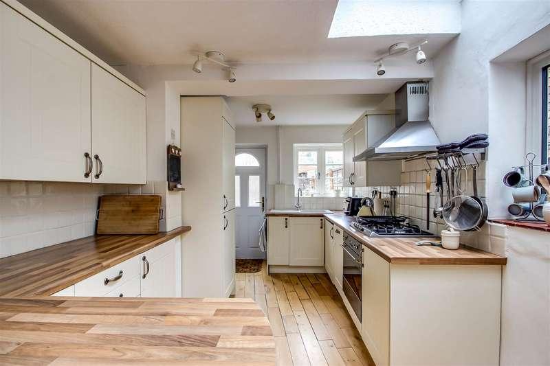 3 Bedrooms Terraced House for sale in Church Road, Sundridge