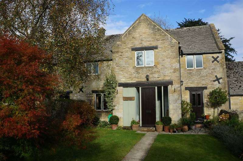 3 Bedrooms Terraced House for sale in Manor Barn Court, Hazleton, Gloucestershire