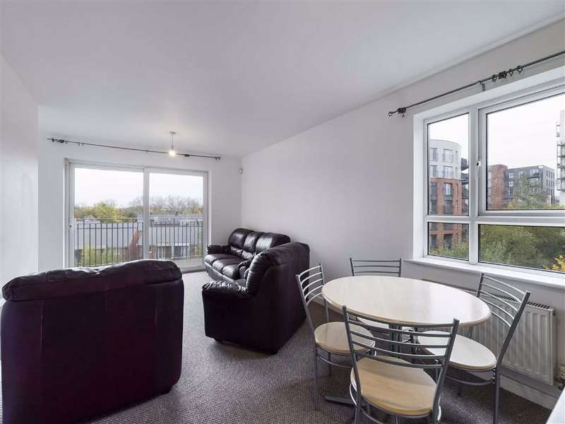 2 Bedrooms Flat for rent in 2 The Waterfront, Manchester