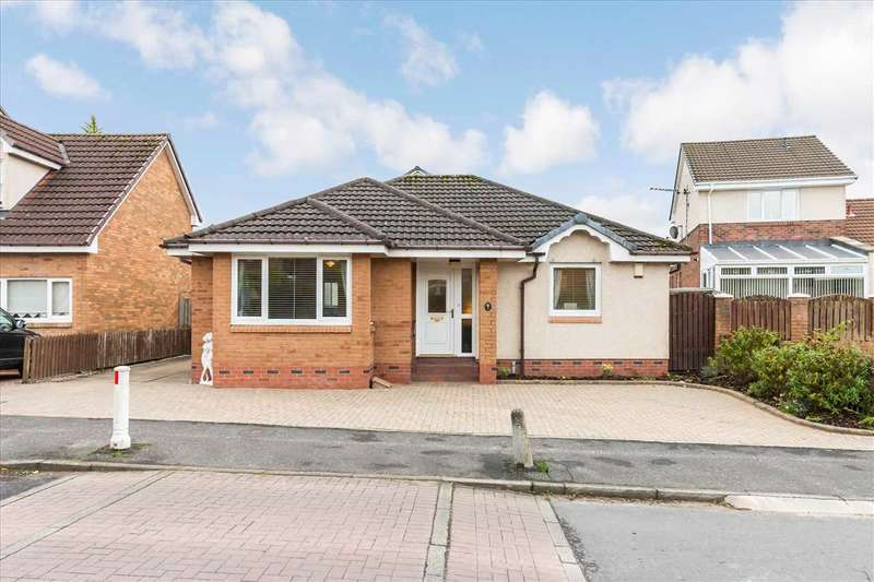 3 Bedrooms Bungalow for sale in Spruce Drive, Cambuslang, GLASGOW