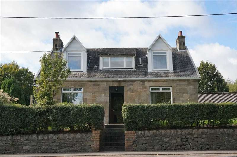 4 Bedrooms Detached House for rent in Main Road, Cumbernauld