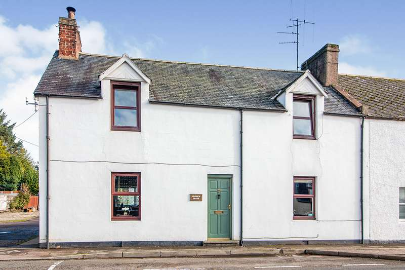 3 Bedrooms Semi Detached House for sale in Marykirk, Laurencekirk, Aberdeenshire, AB30