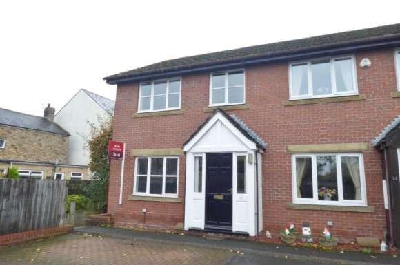 3 Bedrooms Terraced House for rent in Tyne Green, Hexham, NE46