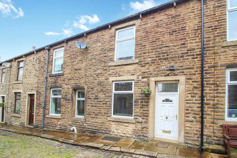 4 Bedrooms Terraced House for sale in Mansion House Buildings, Crawshawbooth, Rossendale