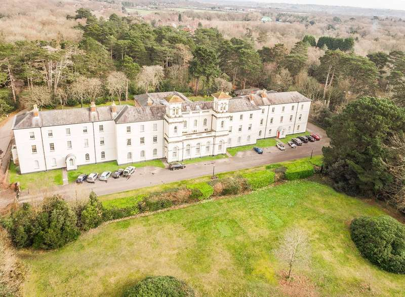 2 Bedrooms Apartment Flat for sale in Royal Victoria Country Park, Netley Abbey, Southampton, Hampshire. SO31 5GA