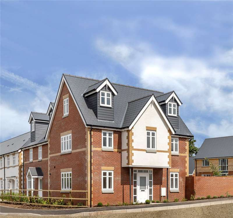 4 Bedrooms Semi Detached House for sale in 1 Bookers Edge, Newport Street, Hay-On-Wye, HR3 5BA