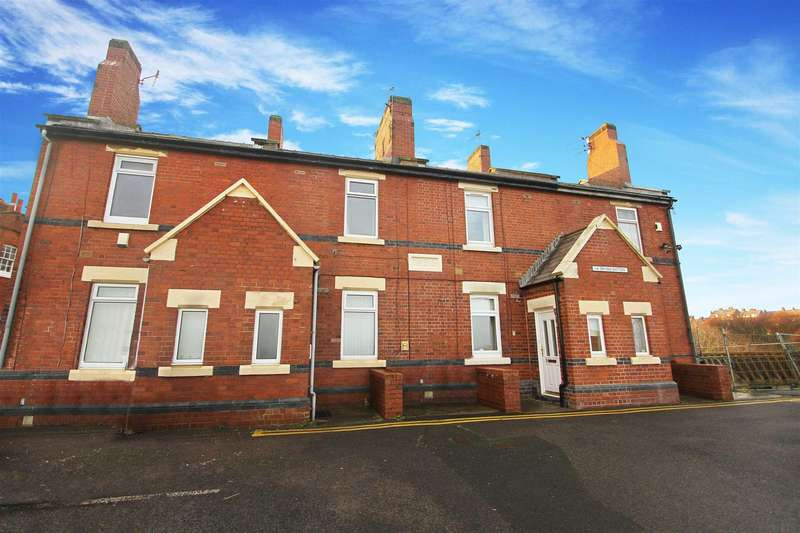 2 Bedrooms Terraced House for rent in The Spanish Battery, Tynemouth