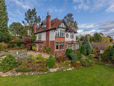 6 Bedrooms House for sale in Town End, Cheadle, Stoke-on-Trent, Staffordshire