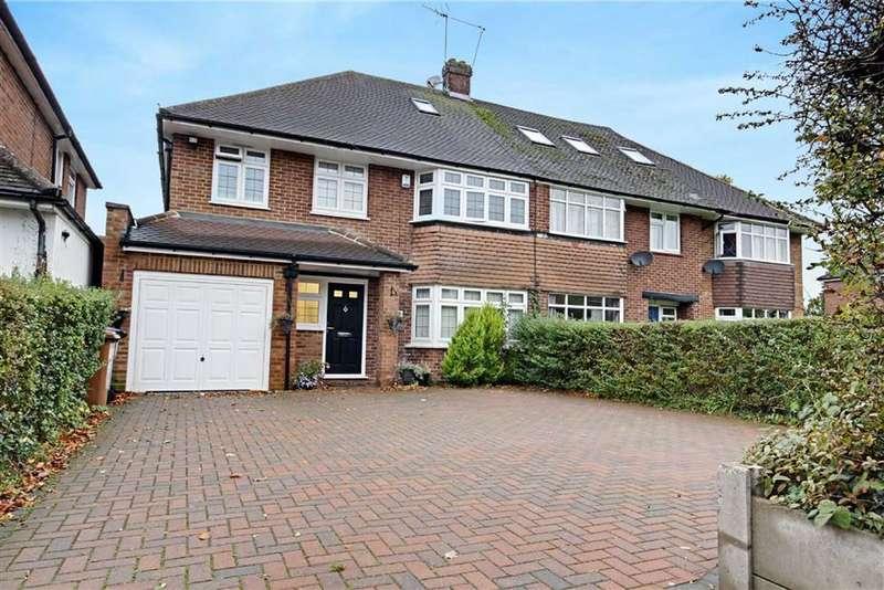 5 Bedrooms Semi Detached House for sale in Bluebridge Road, Brookmans Park