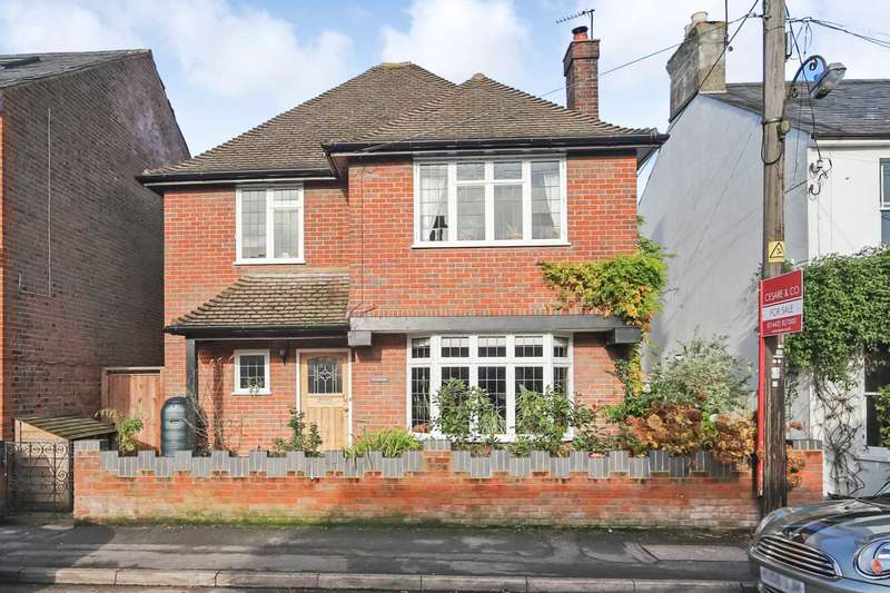 4 Bedrooms Detached House for sale in King Street, Tring