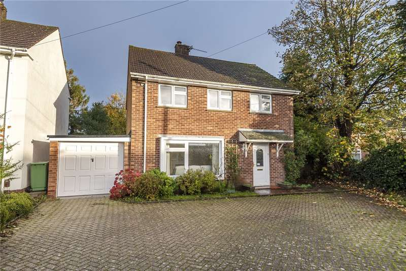 3 Bedrooms Detached House for sale in Olivers Battery Road South, Winchester, SO22