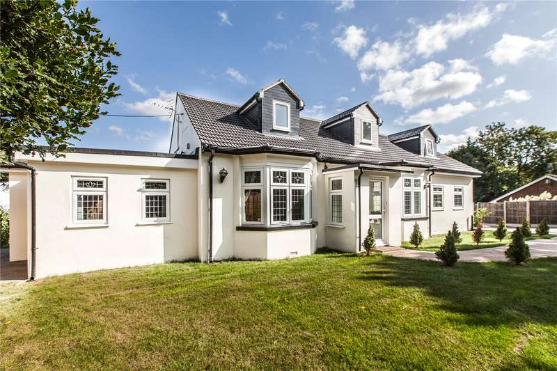 5 Bedrooms Detached House for sale in Gravesend Road, Higham, Rochester, Kent, ME3