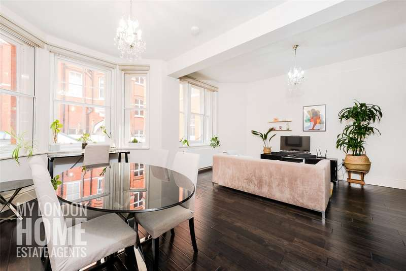 3 Bedrooms Apartment Flat for sale in Westminster Palace Gardens, Artillery Row, Westminster, SW1P