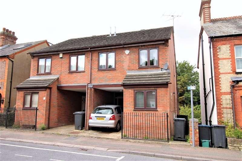 2 Bedrooms Semi Detached House for rent in Old Town, Hemel Hempstead