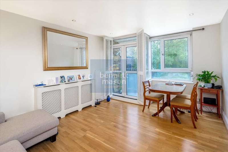 1 Bedroom Apartment Flat for sale in Drakeley Court, Aubert Park, London