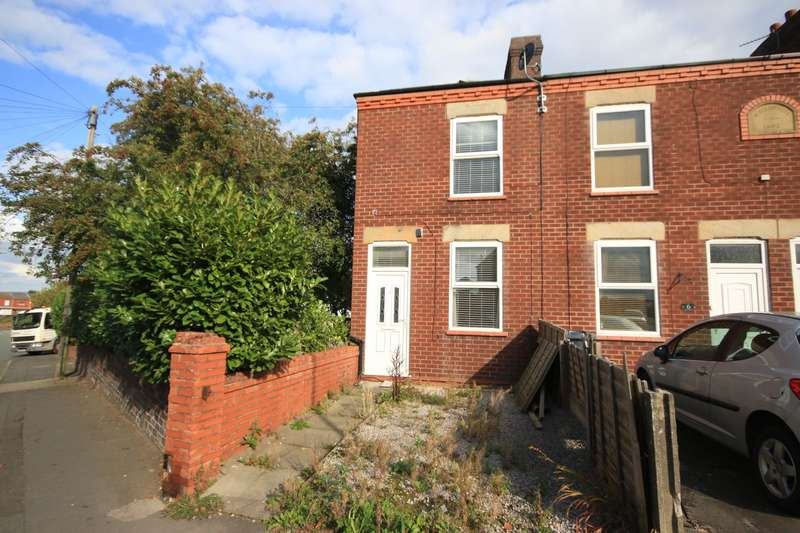 2 Bedrooms End Of Terrace House for rent in Mill Street, Wigan, WN4