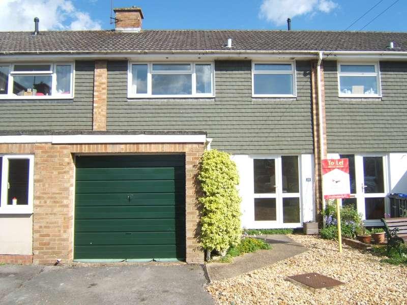 3 Bedrooms Terraced House for rent in Harnham