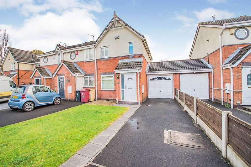 2 Bedrooms Property for sale in Dymchurch Avenue, Radcliffe, M26