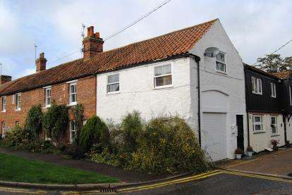 4 Bedrooms End Of Terrace House for sale in Swafham, Norfolk